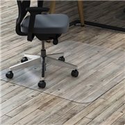 Lorell Rectangular Chairmat without Lip