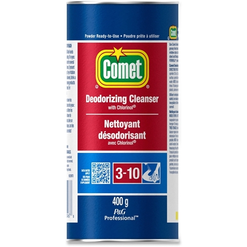 Procter & Gamble Comet Powder Cleanser with Chlorine