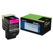 Lexmark OEM 80C1XM0 Toner Cartridge