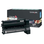 Lexmark OEM C792A1MG Toner Cartridge