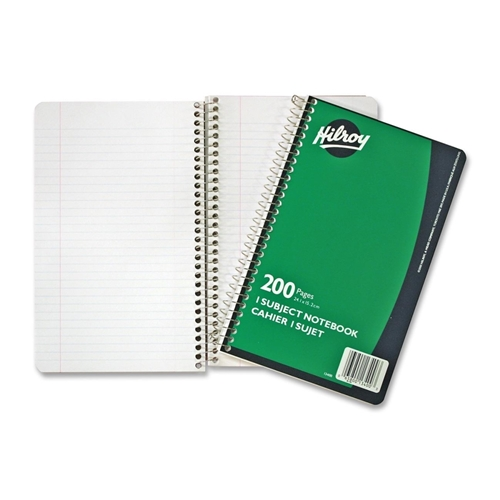 ACCO Brands Corporation Hilroy Executive Coil One Subject Notebook