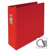 ACCO Brands Corporation Wilson Jones Dubblock D Ring Binder with Pocket