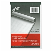 ACCO Brands Corporation Hilroy Social Stationery Writing Tablets Notebook