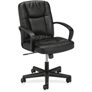 The HON Company Basyx by HON VL171 Mid Back Loop Arm Management Chair