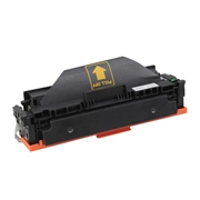HP Compatible 410X Yellow (CF412X) Toner Cartridge High Yield