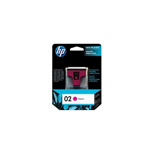 HP #02 M (C8772W) OEM Ink Cartridge