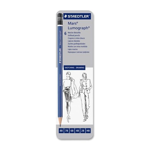 Staedtler Lumograph Drawing Pencil