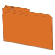 ACCO Brands Corporation Hilroy Colored Top Tab File Folders