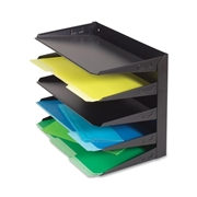 MMF Industries MMF 5-Tier Horizontal Organizer
