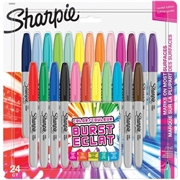 Newell Brands Sharpie Colour Burst Fine Tip Markers
