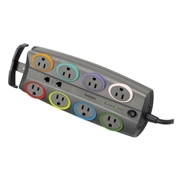 Kensington Computer Products Group Kensington SmartSockets K62691 8-Outlets Premium Surge Suppressor