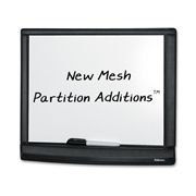 Fellowes, Inc Fellowes Mesh Partition Additions Dry Erase Board
