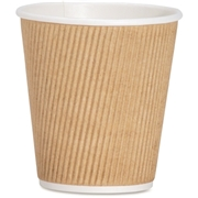 Genuine Joe Ripple Hot Cup