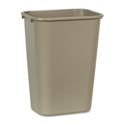 Rubbermaid 2957 Deskside Large Wastebasket
