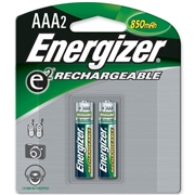 Energizer AAA Rechargeable Nickel Metal Hydride Battery