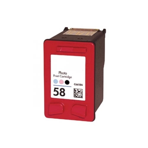 HP #58 (C6658) compatible Ink Cartridge