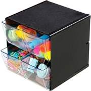 Deflecto Corporation Deflect-o Stackable Cube Organizer
