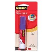 3M Scotch Clear Dry Glue Stick