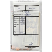 MMF Cash Transmittal Bag