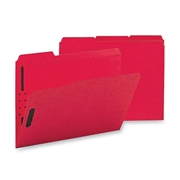 Sparco Products Sparco Colored Fastener Folder