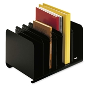 MMF Industries MMF Adjustable Steel Book Rack