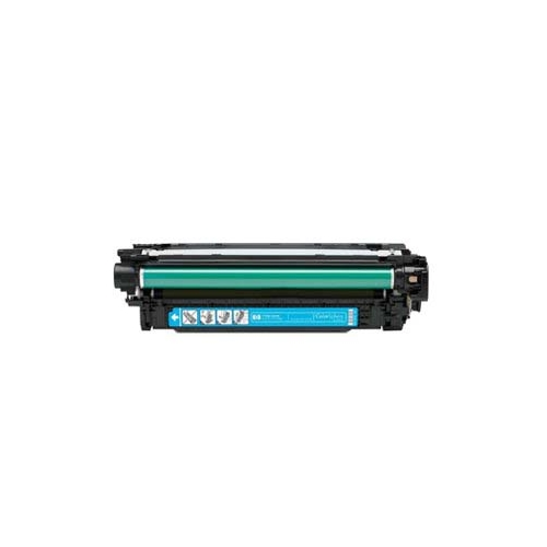HP Compatible 507A CN (CE401A) Toner Cartridge