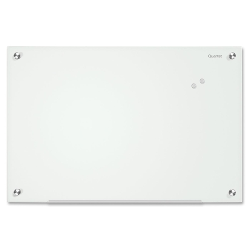 Quartet Infinity Magnetic Glass Board