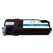 Dell Compatible 2130CN CYAN HY (330-1417) Toner Cartridge