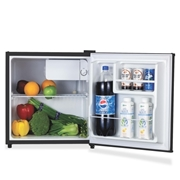Lorell 1.6 Cubic Feet Compact Refrigerator