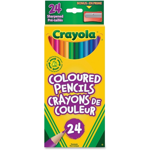 Crayola, LLC Crayola Colored Pencil
