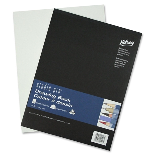 Hilroy Studio Pro Drawing Book