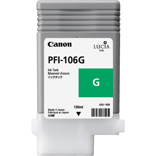 Canon PFI-106 Green OEM Ink Cartridge