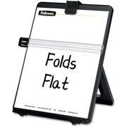 Fellowes, Inc Fellowes Non-Magnetic Copyholder - Letter, Black
