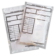 MMF Industries MMF Cash Transmittal Bag