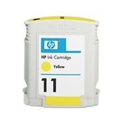 HP #11 Y (C4838) OEM Ink Cartridge