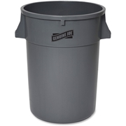 Genuine Joe 44-Gallon Heavy-duty Trash Container