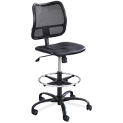 Safco Products Safco Vue Extended-Height Vinyl Chair