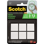 3M Scotch Indoor Hook/Loop Fasteners