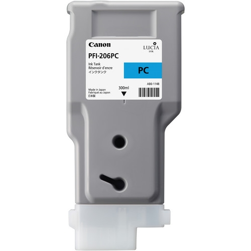 Canon PFI-206 Photo Cyan OEM Ink Cartridge