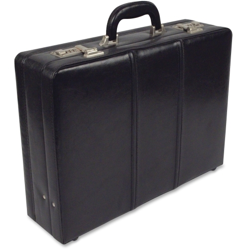 Bond Street, Ltd Bond Street Carrying Case (Attaché) for Document - Black