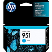 HP #951 CN (CN050AC#140) OEM Ink Cartridge