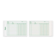 Dominion Blueline, Inc Blueline Bilingual Ledger Sheet