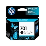 HP #701 BK (CC635A ) OEM Ink Cartridge