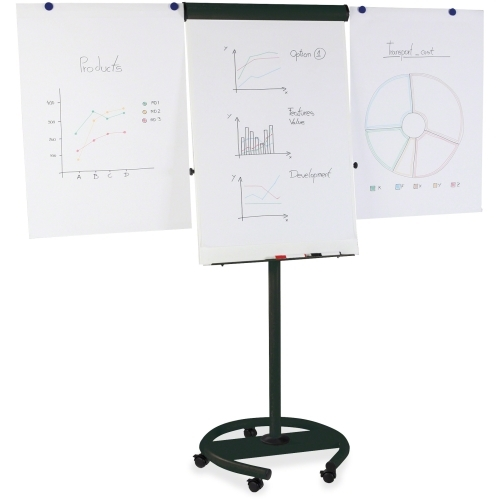 MasterVision 360 Mobile Easel