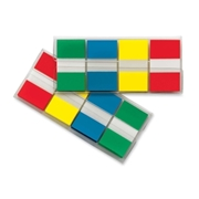 3M Post-it Standard Colors Portable Flag