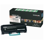 Lexmark OEM X463X11G Toner Cartridge