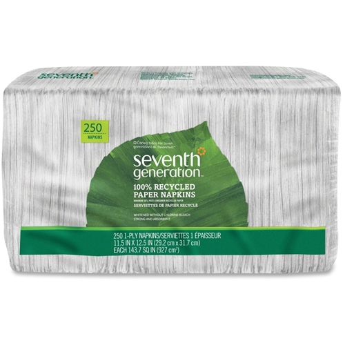 Seventh Generation, Inc Seventh Generation 100% Recycled Napkins