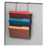 Fellowes, Inc Fellowes Mesh Partition Additions Triple File Pocket