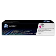 HP OEM 126A M (CE313A) Toner Cartridge