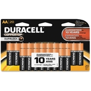 Duracell CopperTop MN1500B20Z General Purpose Battery